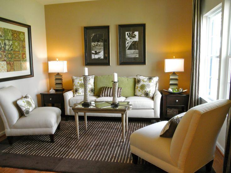Small Formal Living Room Design Ideas