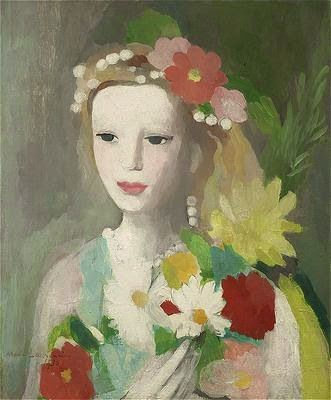 Galia Alena: Marie Laurencin -12 Artists 12 Days {Day 3}