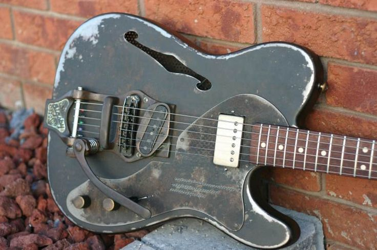 metal body tele with bigsby all things telecaster guitar fender guitars telecaster thinline. Black Bedroom Furniture Sets. Home Design Ideas