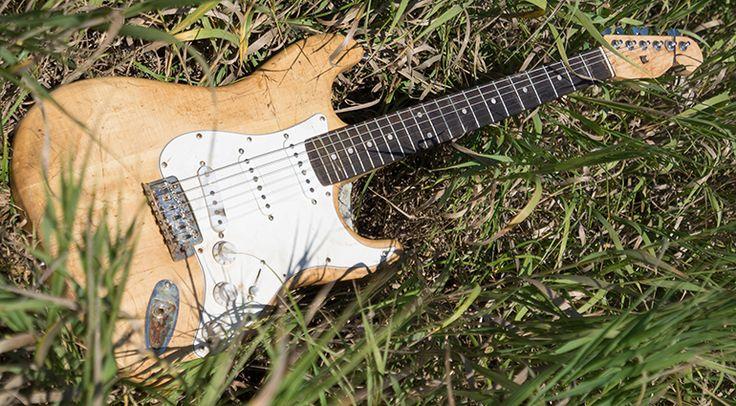 Harley Benton Aging #thomann #nice #guitar