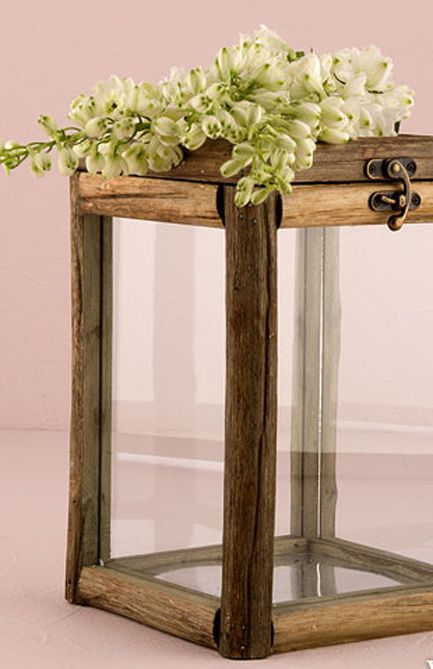 scatola decorativa in legno: decorazione, centrotavola, buffet, raccogli biglietti augurali