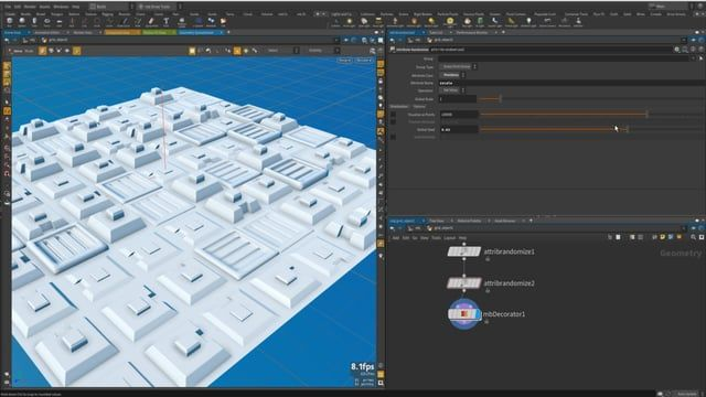 mbDecorator places any object onto a quad surface.  It can place objects as instances too and run in a compiled forloop making it multi threaded. It can instance windows on facades for example or place greeble.