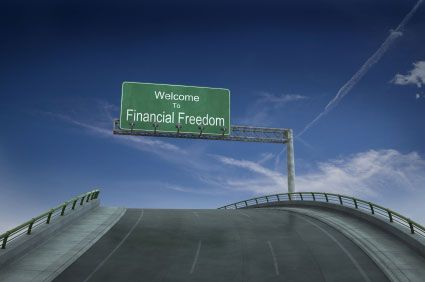 Financial Freedom for 2012 :)