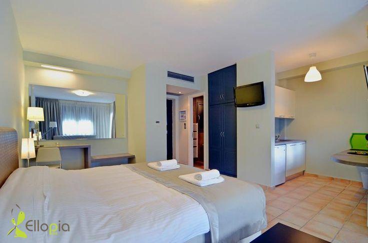 Ένα από τα δωμάτια του Ellopia Point που προτιμάτε ιδιαιτέρως κα που πολύ γρήγορα αγαπήσατε!