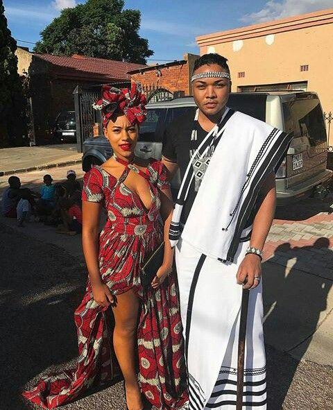 Xhosa wedding, South Africa