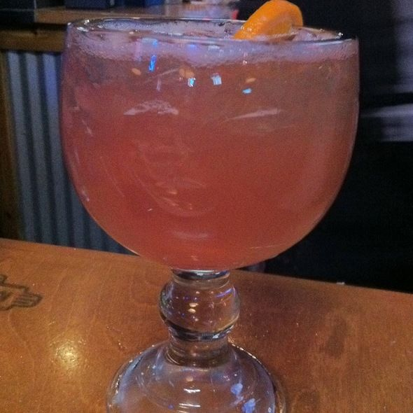 Roadhouse Roadie Drink Recipe