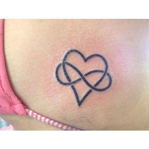 friends infinity tatoo | heart-infinity-tattoo-tumblr-522.jpg 500×375 pixels - Polyvore