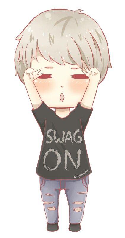 SUGA | BTS c: Yunisu