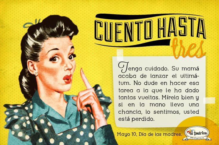 """Cuento hasta tres"" www.elteatrico.co"