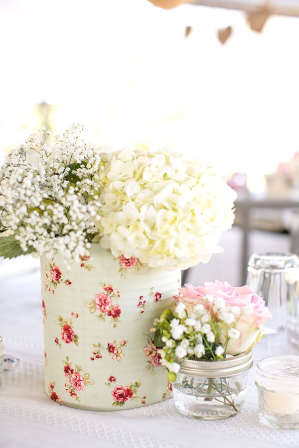 country chic florals