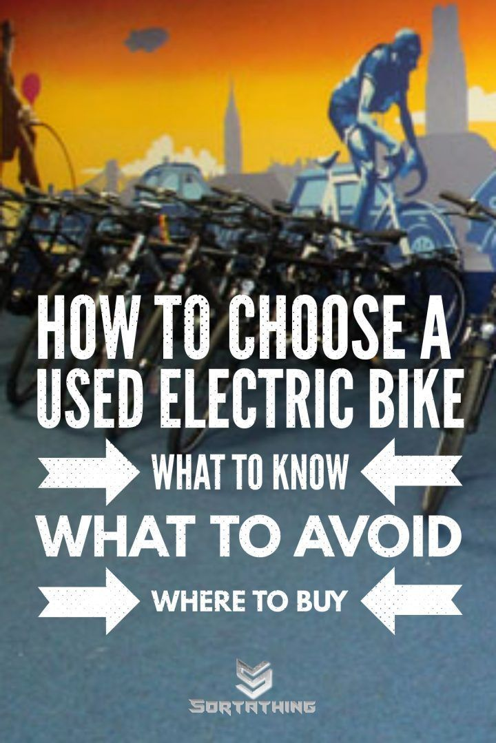 Used Electric Bikes 2019 - Secondhand, Pre-Loved E-Bikes
