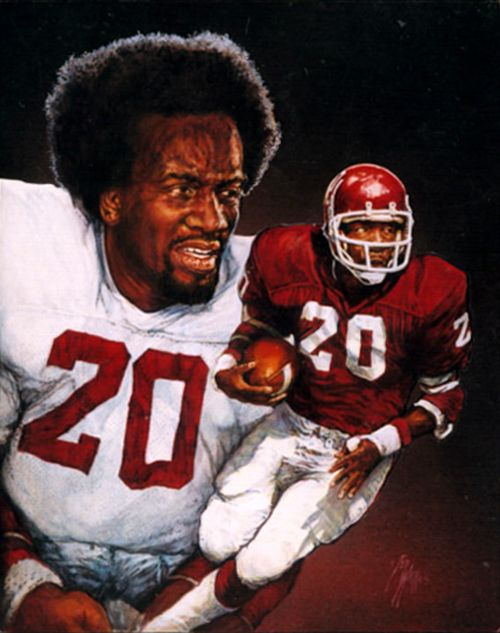 1978 Billy Sims - Oklahoma