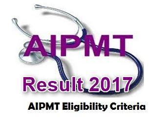 AIPMT result 2017