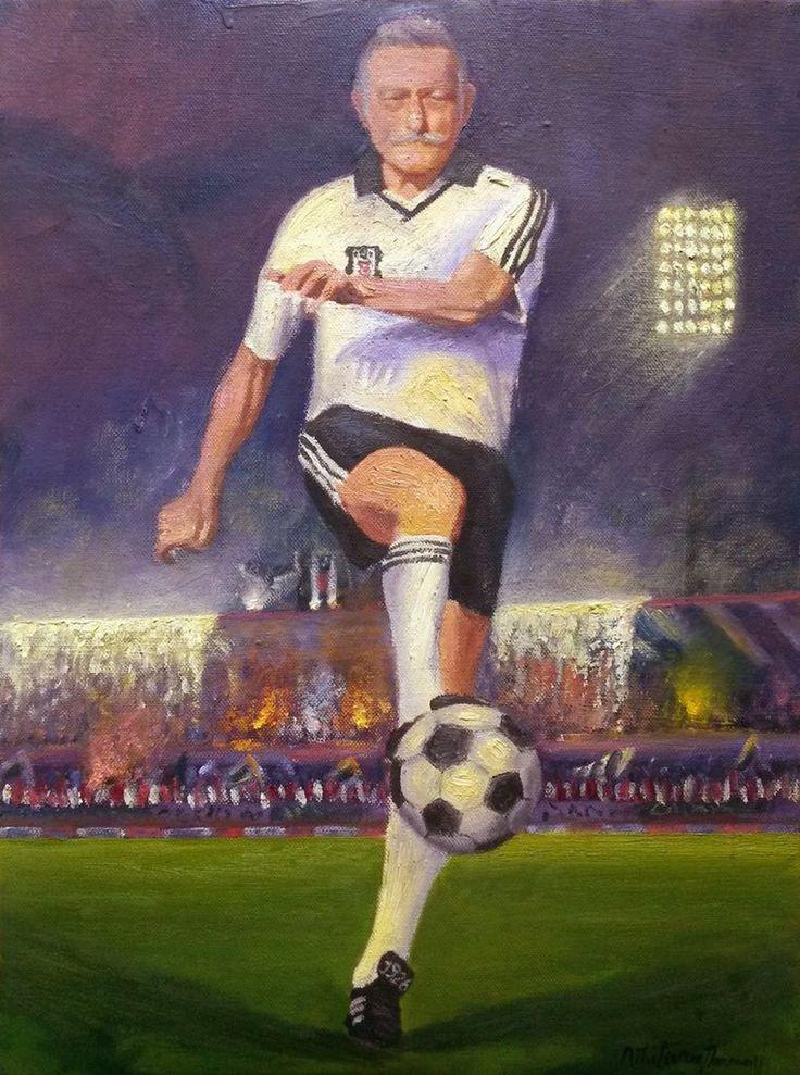 Süleyman Seba - Bejiktaş Spor Külübü Başkanı