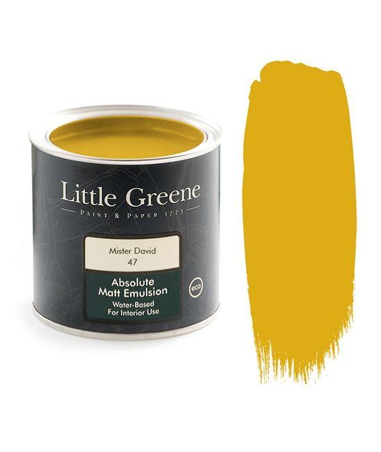 peinture ocre lilipinso