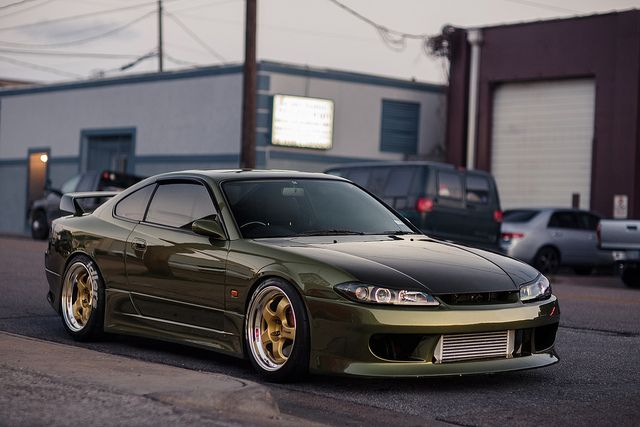 Nissan Silvia S15 | LIKE US ON FACEBOOK https://www.facebook.com/theiconicimports