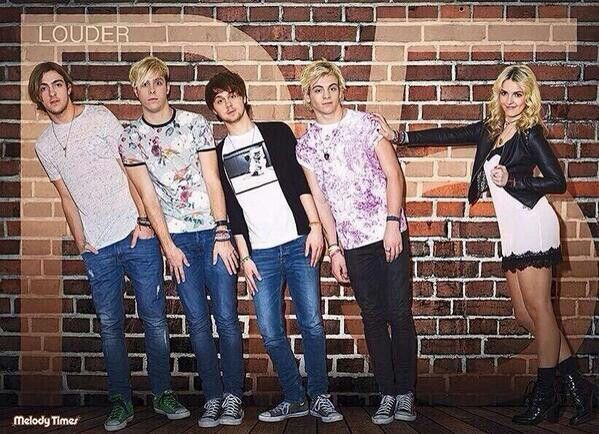 "R5 Band Group Ross Riker Lynch Pillow Case Cover 30""x20"""