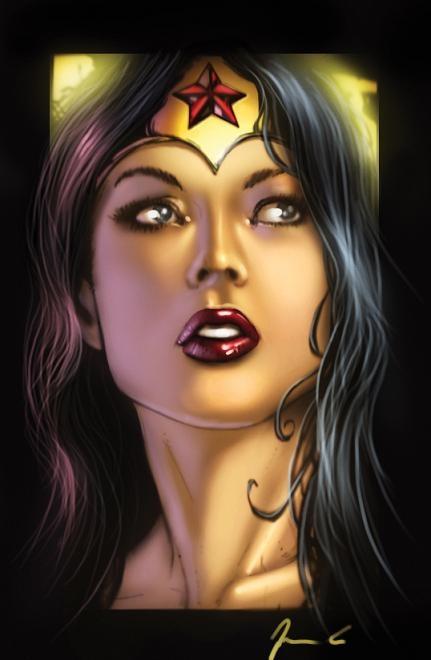 Wonder Woman   #Comics #DC #DCComics