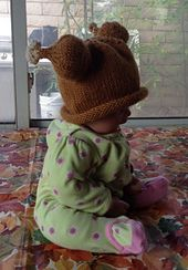 Ravelry: Baby Turkey Hat pattern by Rachel Howser