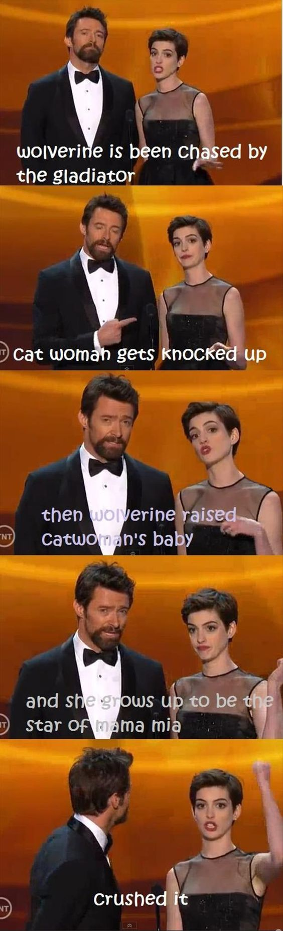 Accurate summary of Les Miserables; Funny Pictures – 34 Pics: