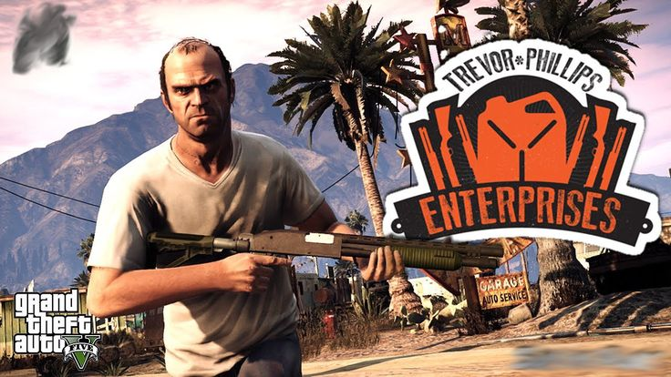 Trevor Philips Enterprises | Central Park GANG Wars