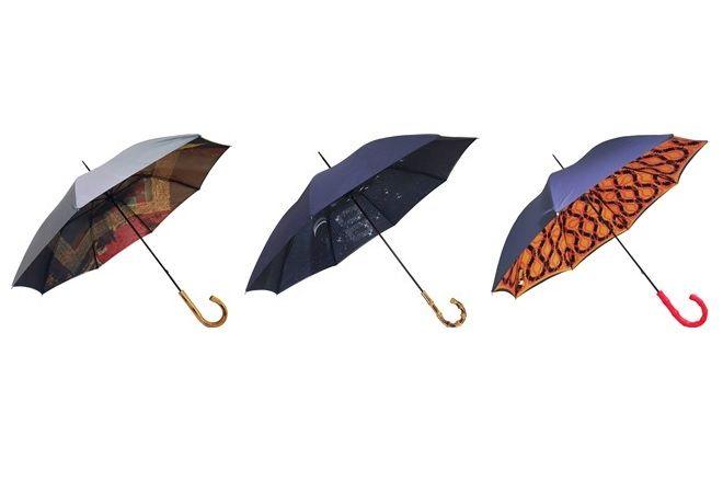 ヴィヴィアンウエストウッドの新しい雨傘はハンウェイとのコラボレーション