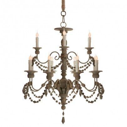 Aidan gray monza two tier chandelier
