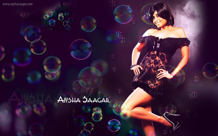 Pop Star Aiysha Saagar Wallpapers
