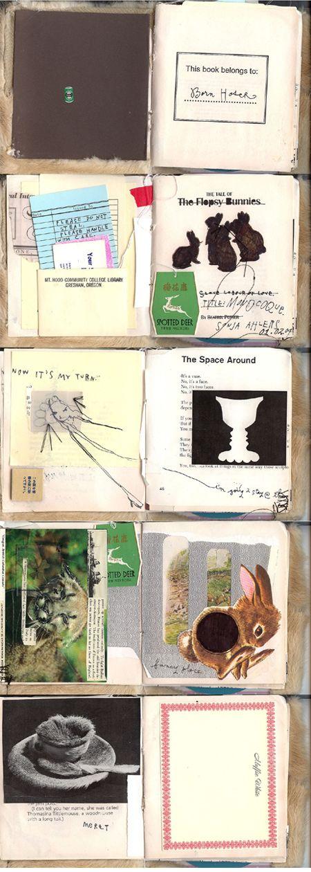 Sketchbooks 1