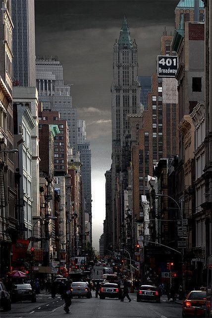 Grey Town New York