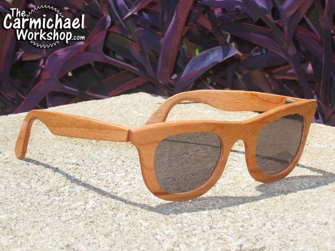 Wooden Sunglasses!    WTF?!?!