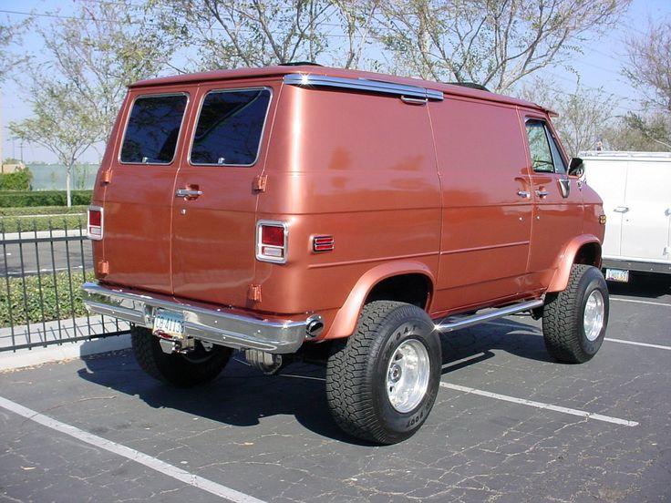 4 x 4 Vans - Bing Images
