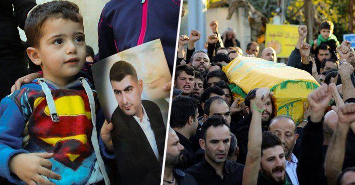 Un padre sacrificó su vida para salvar a cientos de un ataque de un hombre bomba en Beirut, como parte de los ataques terroristas del ISIS en Francia.