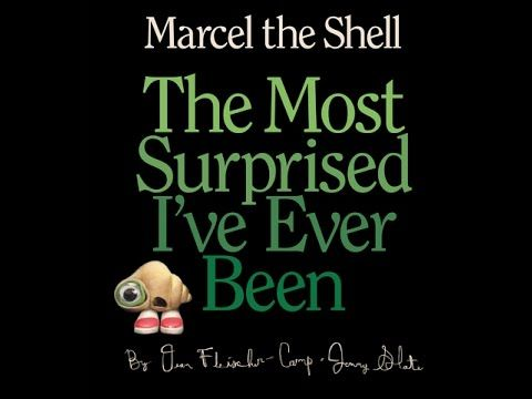 """There's A New """"Marcel The Shell"""" Video And It's Freaking Adorable EVERYONE WATCH!"""