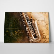 Retro sax