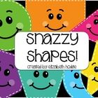 Do you need more materials and activities to teach shapes to your students?  If so, this unit will be perfect for you!!  *Shapes included in this p...