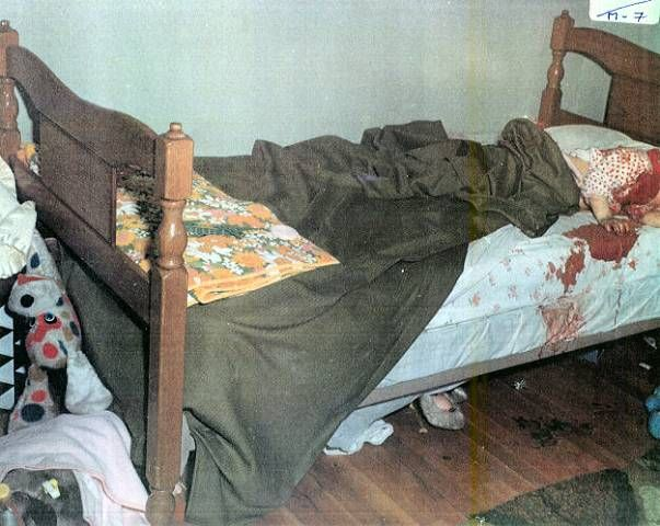 Colette MacDonald Crime Scene - Bing Images | Shocking ...