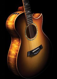 How Taylor Guitars are made. Very fascinating.