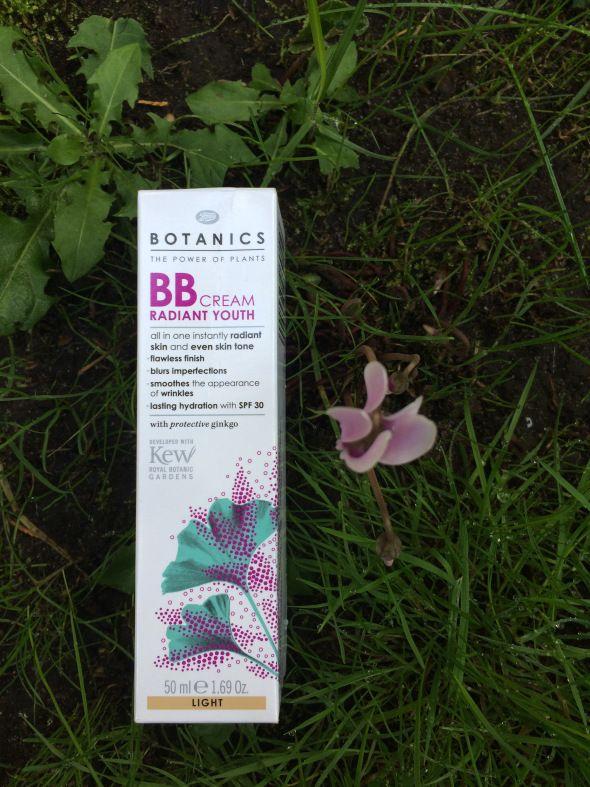 Boots 'Botanics' BB Cream, developed with the team at Royal Botanical Garden Kew.