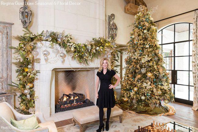 Christmas Décor -Spotlight on Regina Gust!