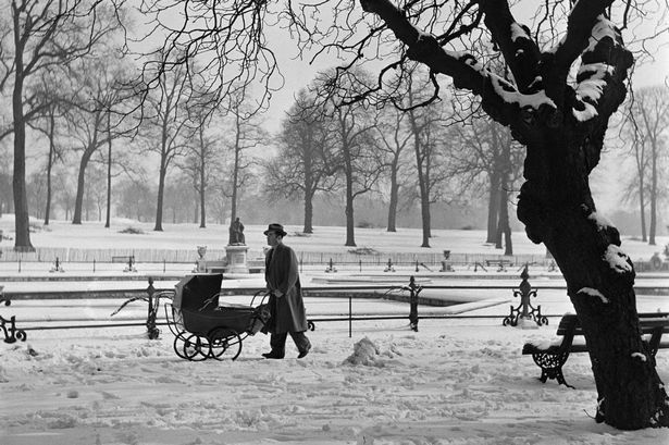 Snow to reach 'as far south as London' this weekend, weather predictors say - Get West London