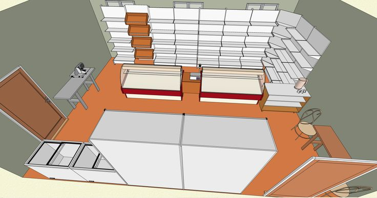Продуктовый магазин На районе - проект открытия продуктового магазина - TorgMax