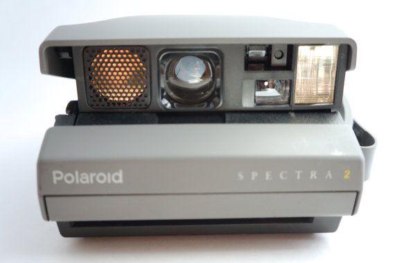 Polaroid Spectra 2 Instant Film Camera Takes by AnalogEmporium, $29.00