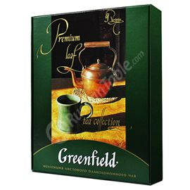 "Greenfield Tea ""Premium Tea Collection"""