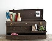 Industrial Machinist Toolbox - Vintage Kennedy Tool Box, Tool Kit, Metal, Air Force, Military. via Etsy.