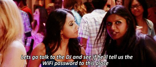 When she captures how cool you are when you go out: | 23 Times Mindy Kaling Perfectly Captured Your Angst