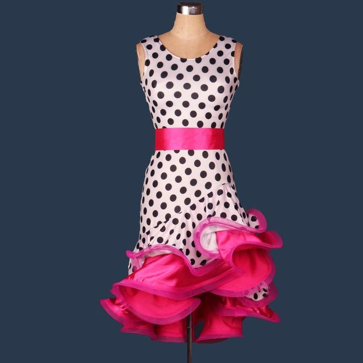 2016 Flamenco Dresses Ballroom Dance Dress Women Vestidos De Festas Viennese Waltz Dress Female Singer Stage Costume Dancewear