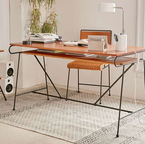 67 best home office goes retro images on pinterest | entry hall