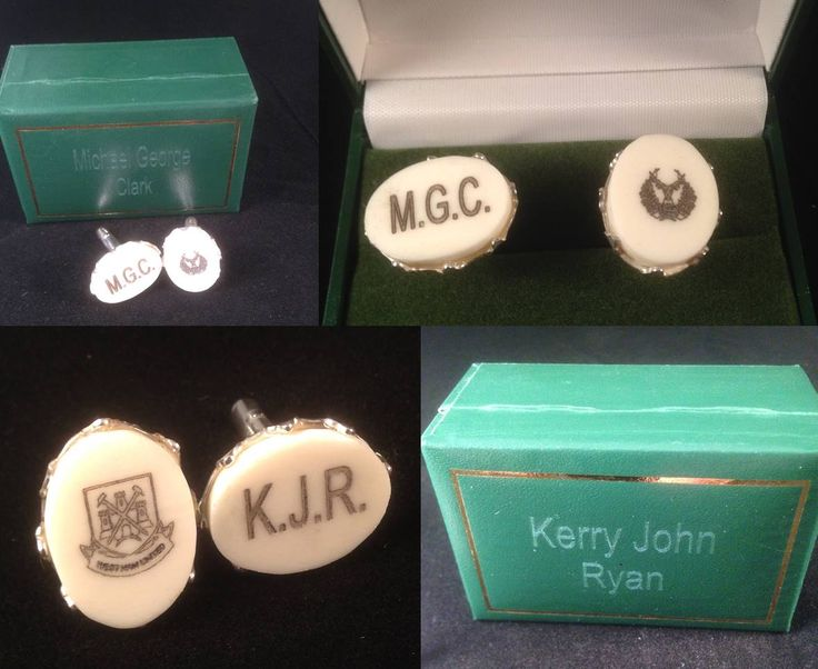Hallmarked sterling silver, camel bone, and any laser etching of your choice.  I've never done a West Ham badge before, but there's a first time for everything lol!!  If you're stuck for a great present, have a think about something unique and bespoke like this.  Whatever I make for you will never be made again…  £140.00, plus p&p, 6 - 8 weeks to deliver
