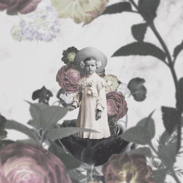 garden of love #papertrumpets